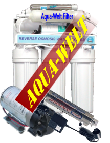 Purificator cu osmoza inversa AW8UV-P bioceramic